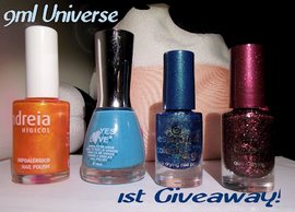 9ml universe giveaway