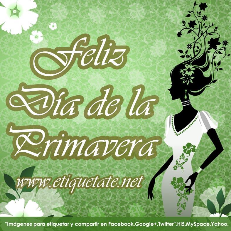 Frases para desear el Dia de la Primavera 2012 - 2013