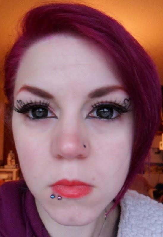 Seven Deadly Sins Makeup Lust