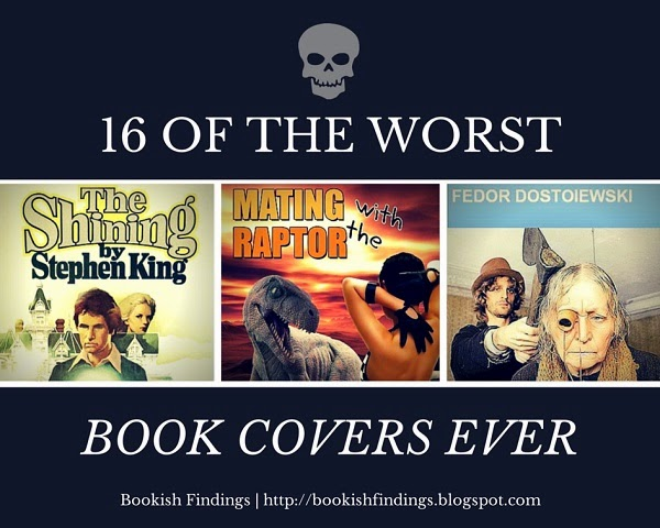 worst book covers ever