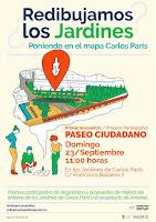 Redibujamos los Jardines Carlos París