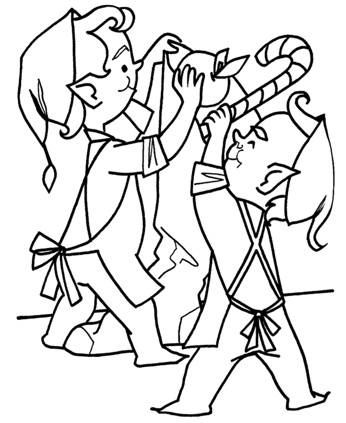 coloring page kids for fantasy image