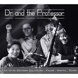 Tompi & Tjut Nyak Deviana Daudsjah - Dr and the Professor (feat. Fajar & Wahyu)