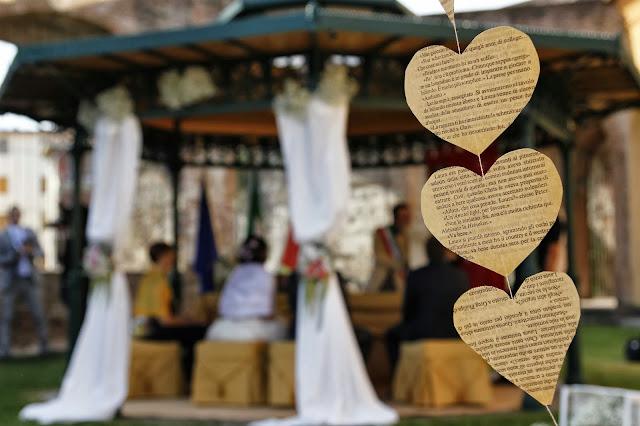 allestimento decorazioni matrimonio pisa