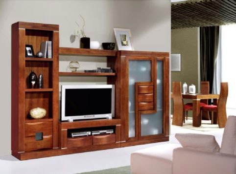 Muebles de melamine y madera en general trabajos en madera - Muebles de madera modernos ...