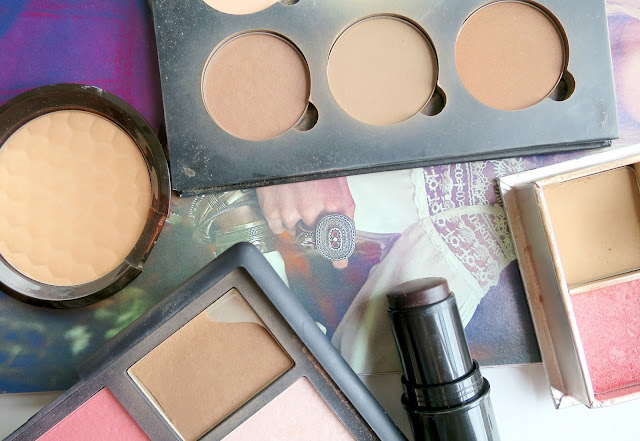 Adding Dimension Contour Bronze Highlight NARS Anastasia Beverly Hills The Balm The Body Shop Illamasqua Benefit