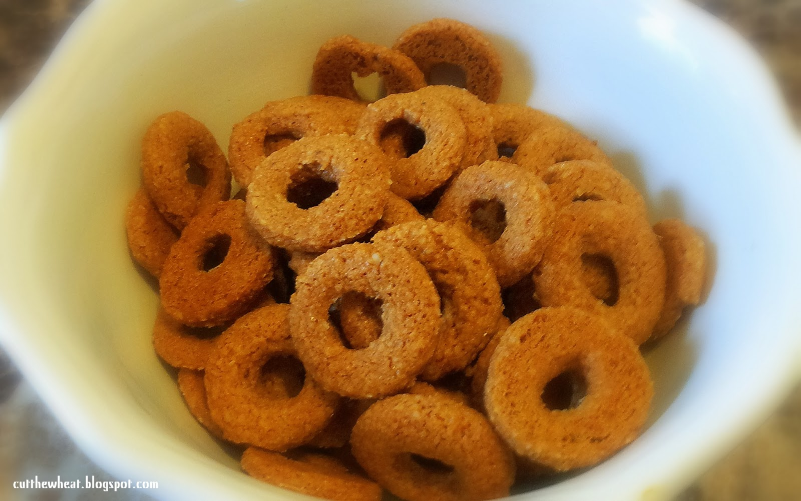 Hearty Almond-Vanilla Cereal (GF) Recipes — Dishmaps