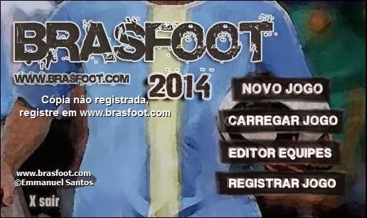 brasfoot 2014 Brasfoot 2014   Acabou de Sair