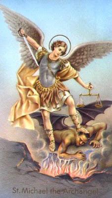 Święty Michał, kredyt społeczny, Louis Even