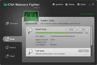 Free Download IObit Malware Fighter Final Release