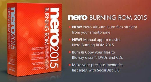 Nero Burning ROM 2015 16.0.02200 Full Crack Serial 12