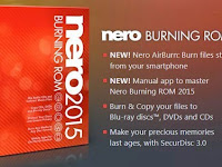 Nero Burning ROM 2015 16.0.02200 Full Crack Serial