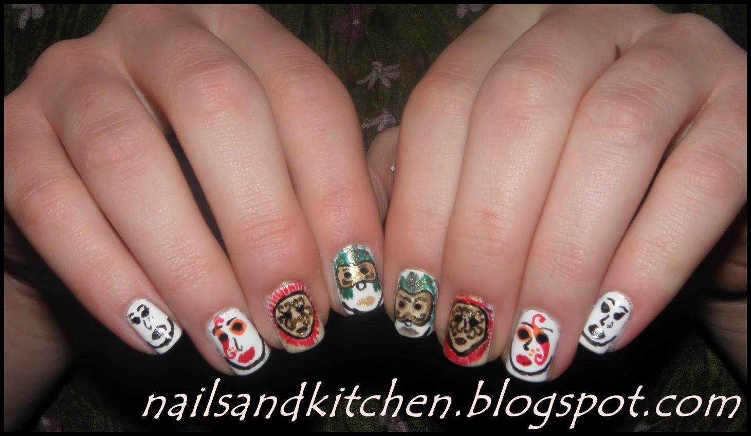 http://nailsandkitchen.blogspot.com/2014/02/karnawa-z-golden-rose-venicenails.html