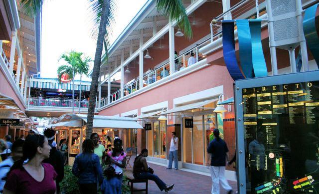 Bayside MarketPlace Shopping Miami