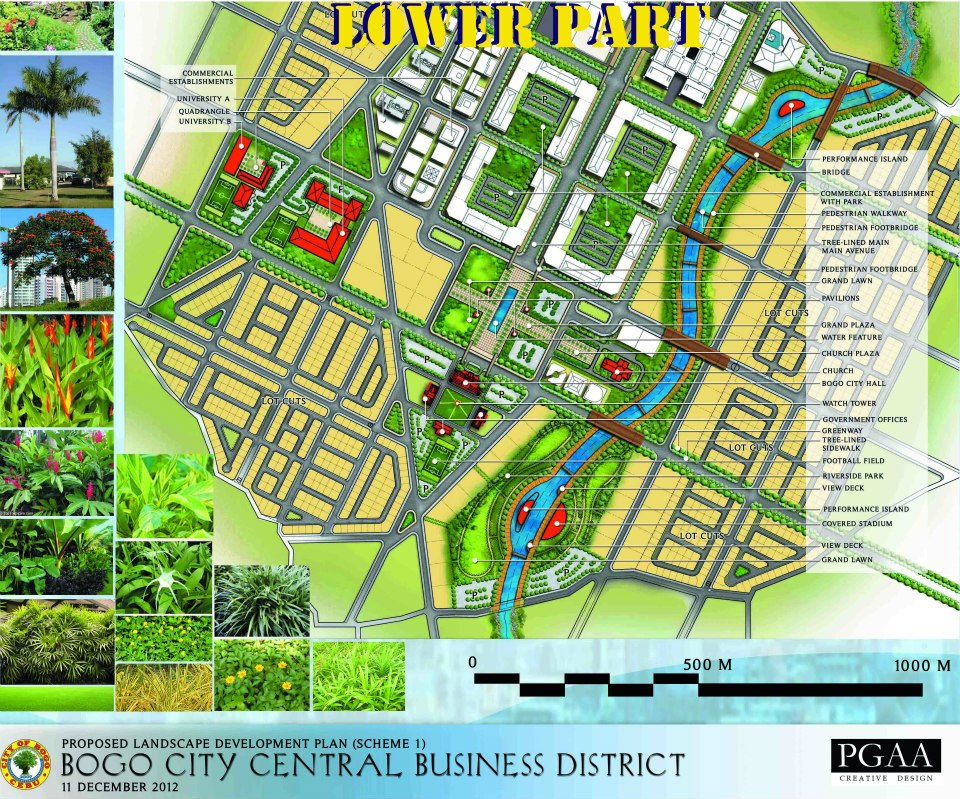 Master Plan - The New Bogo City Central Business District ...