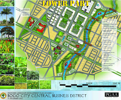 Bogo City Central Business District