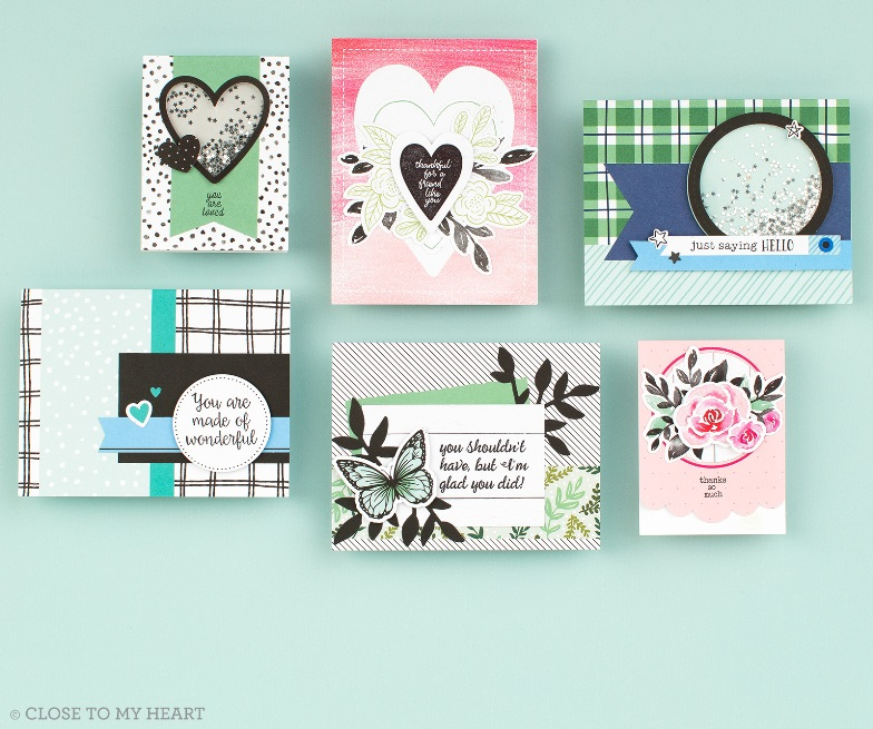 Watch this CTMH Craft With Heart Cardmaking Video