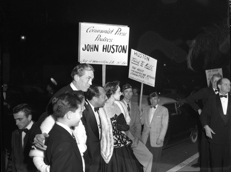 hollywood blacklist essay Comparing mccarthyism and miller's the crucible authors mccarthy held hearings called the hollywood blacklist  sign up to view the whole essay and.