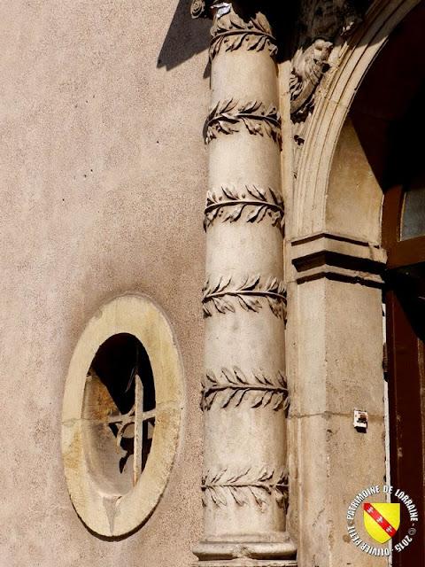 NANCY (54) - Hôtel de Lillebonne (1580)
