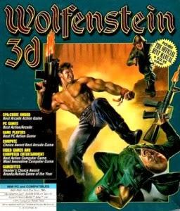 Wolfenstein 3D Wolfenstein+3D