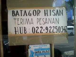 Batagor Bandung
