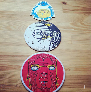 Inkygoodness Beermat Character Competition!