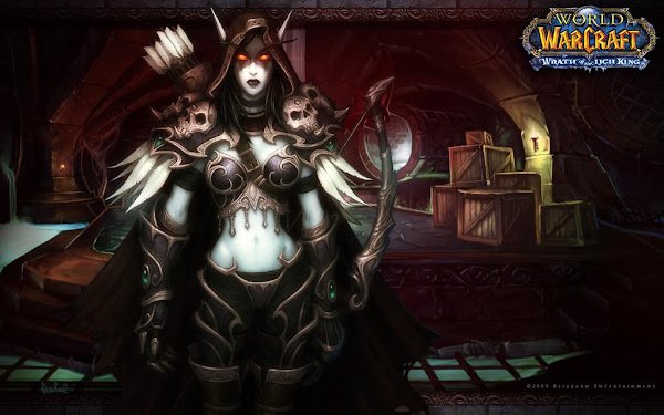 #2 World of Warcraft HD & Widescreen Wallpaper