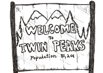 статья про сериал Твин Пикс Twin Peaks