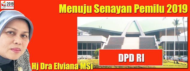 Menuju Senayan Pemilu 17 April 2019
