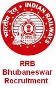 RRB Bhubaneswar Recruitment