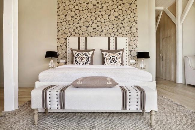 Estilo rustico cabeceros de cama originales for Cabeceros de cama originales