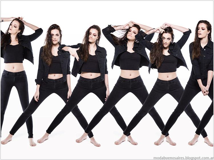 Moda 2015, Complot jeans primavera verano 2015.