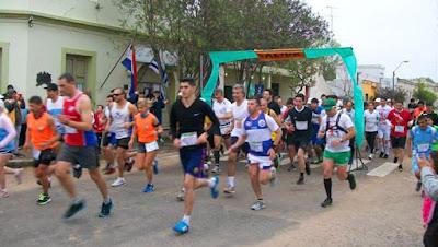 15k y 7k Villa Soriano Corre (Soriano, 30/ago/2015)