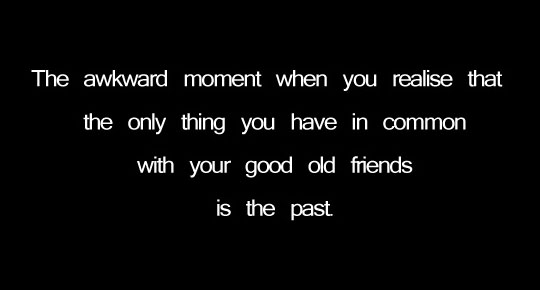 Good Quotes On Old Friends : Reconnecting with old friends quotes quotesgram