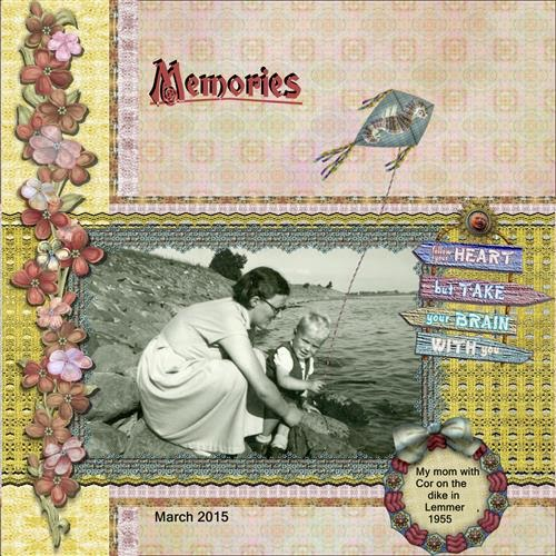 6th page - Memories