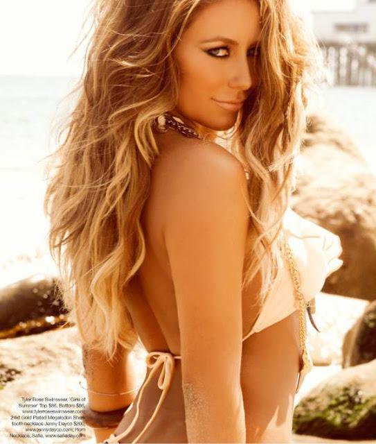 Morgan O'Day Sexy with bikini