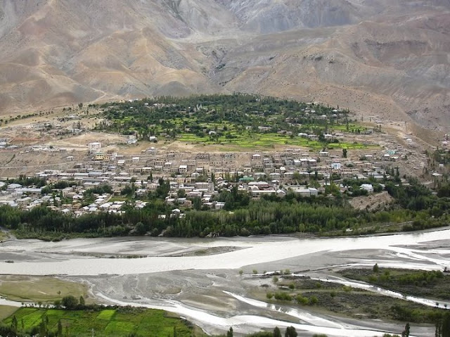 Kargil District
