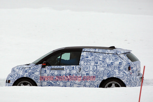 New picture of BMW I3