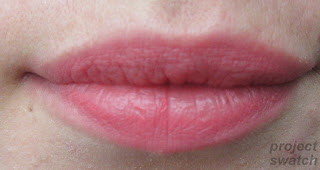 Dragonfruit Beach tint -  lip swatch