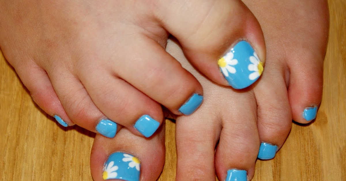 christine's nail design - easy