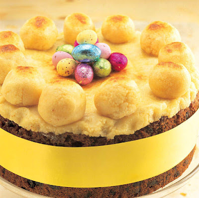 Delicious Simnel Cake