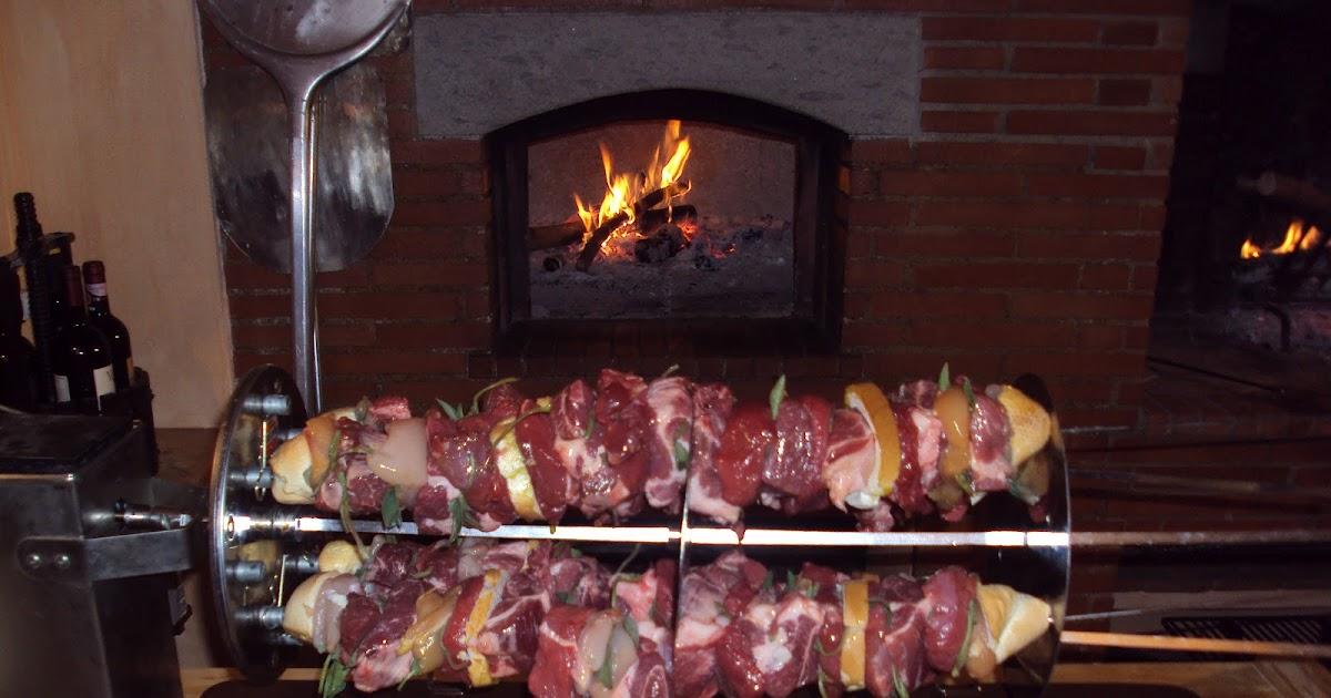 Nicola ricci cucina passione spiedo di carni miste - Sesso in cucina ...