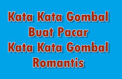 Kata Gombal