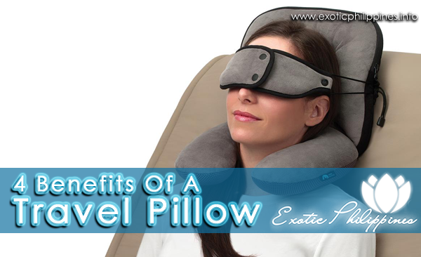4 Benefits Of A Travel Pillow