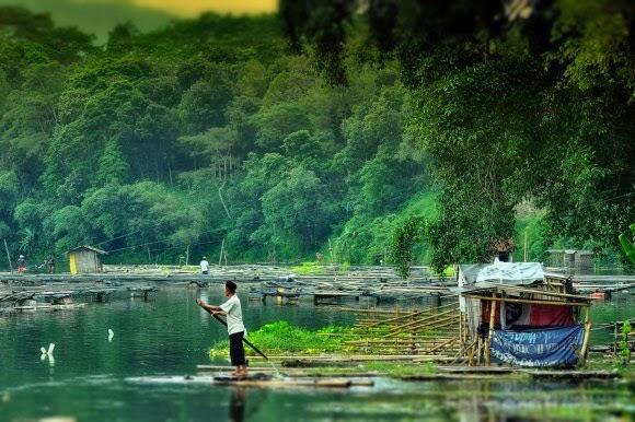 Wisata Danau Sekitar Bromo Yang Cocok Untuk Memancing