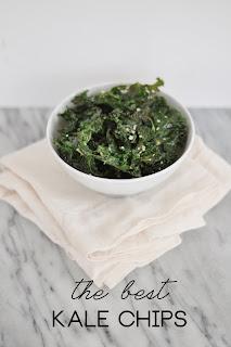 asian kale chips
