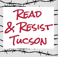 Read & Resist Tucson button