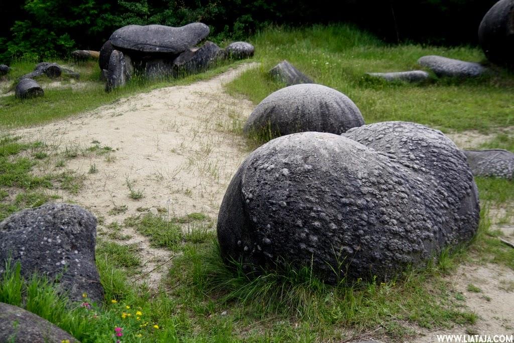 Batu Ini Terus Membesar Jika Terkena Air | liataja.com