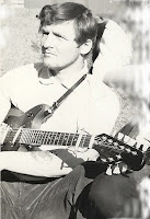 Terry Erickson mit Framus 9-string