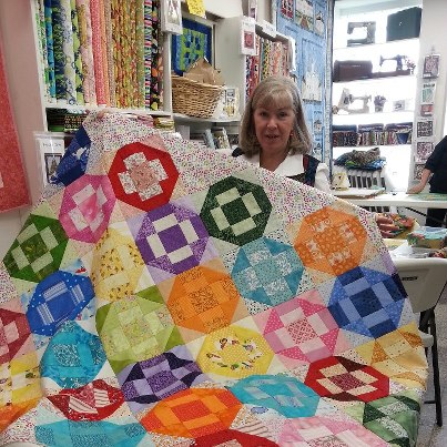 Quilting on the Crescent: Fabric in the Crescent: Mes Amis Quilt Shop : quilt shops in new orleans - Adamdwight.com